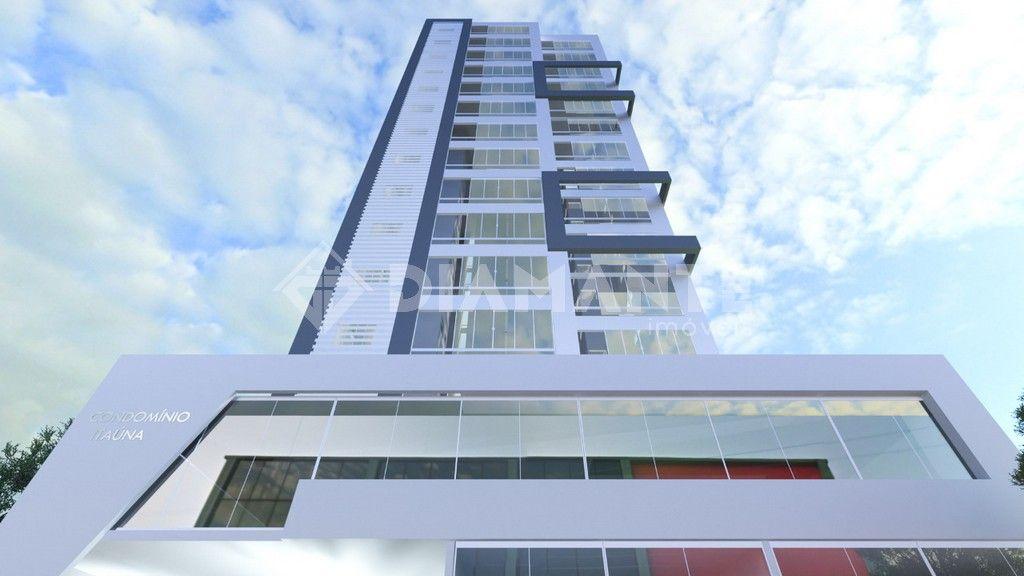 Sala Comercial Ed ITAÚNA, com 141,47m² de área total