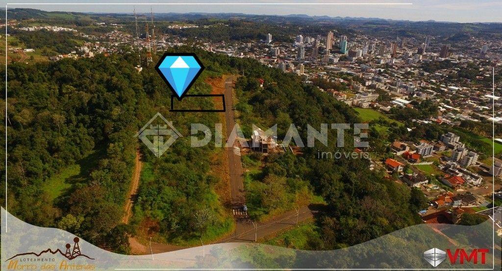 Loteamento de Alto Padrão, Morro das Antenas ou Cogo, com 525m²