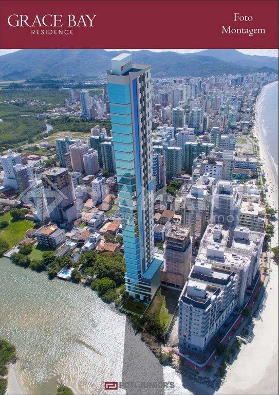 Grace Bay Residence! O melhor lugar para brindar a vida! Em Meia Praia-SC