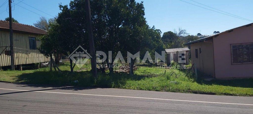 Terreno de 450,88 M² de Área Total, Rua Asfaltada, Localizado em Marmeleiro!