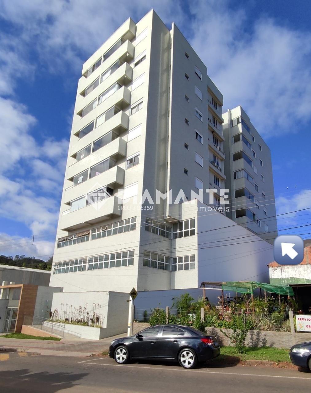 Apartamento com Terraço Amplo, Único no Edifício que Possui Esse Diferencial!